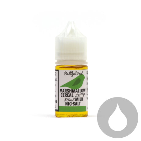 Bluebird Eliquid - Saltybird - Nicotine Salt - 30ml - Eliquids NZ - New Zealand's Vape, Ecig & Eliquid Store