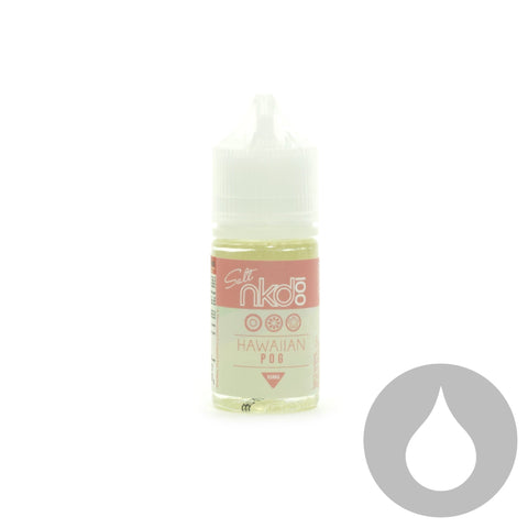 Naked 100 - Hawaiian Pog - Nicotine Salt - 30ml - Eliquids NZ - New Zealand's Vape, Ecig & Eliquid Store