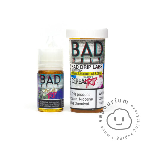 Bad Drip Labs - Cereal Trip - 30ml - Nicotine Salt