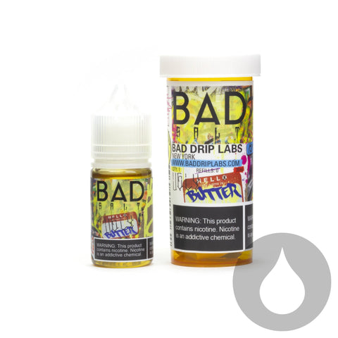 Bad Drip Labs - Ugly Butter - 30ml - Nicotine Salt