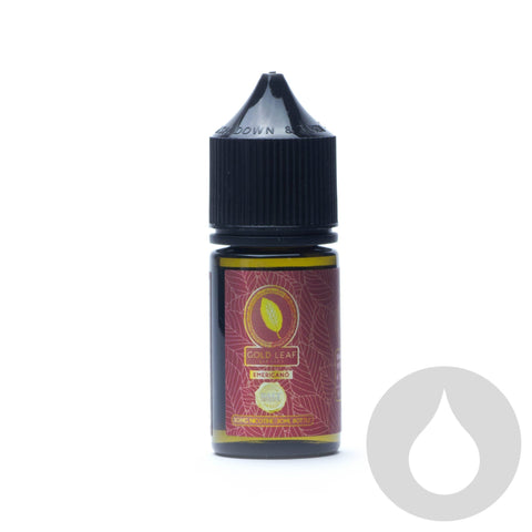 Gold Leaf Eliquids Salts - Emericano Salt - 30ml   - Eliquids NZ - New Zealand's Vape, Ecig & Eliquid Store