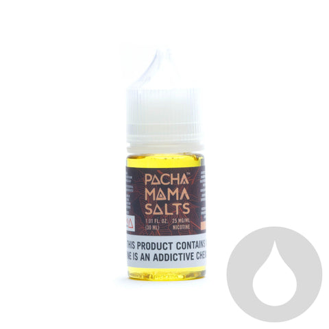 Charlies Chalk Dust - Pacha Mama - Sorbet - Nicotine Salt - 30ml - Eliquids NZ - New Zealand's Vape, Ecig & Eliquid Store