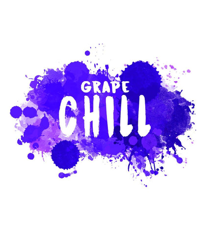 Grape Chill - 60ml - Eliquids NZ - New Zealand's Vape, Ecig & Eliquid Store
