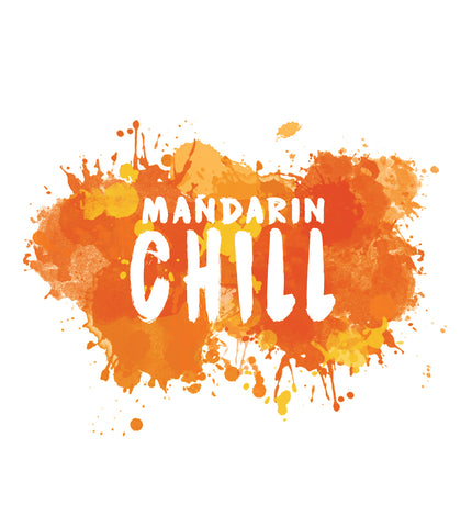 Mandarin Chill  - 60ml - Eliquids NZ - New Zealand's Vape, Ecig & Eliquid Store
