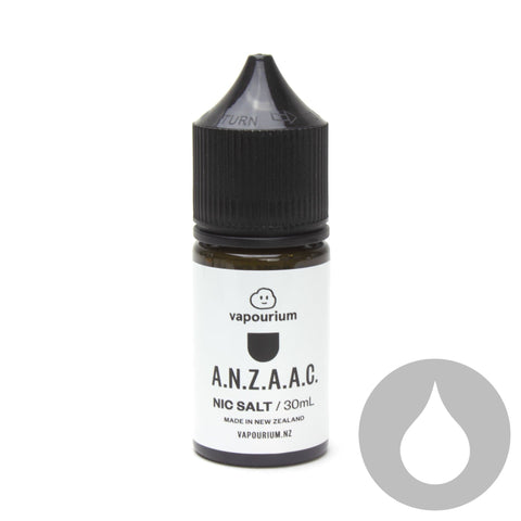 Nimbus Nic Salts - A.N.Z.A.A.C. - 25mg - Eliquids NZ - New Zealand's Vape, Ecig & Eliquid Store