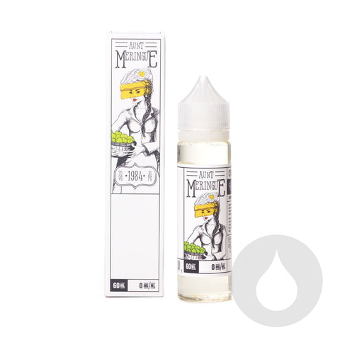 Charlies Chalk Dust - Aunt Meringue 60ml  | The Buyers Club - New Zealand's Vape, Ecig & Eliquid Store