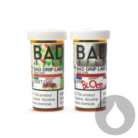 Bad Drip Labs- Dont Care Bear - 30ml - Nicotine Salt  - Eliquids NZ - New Zealand's Vape, Ecig & Eliquid Store