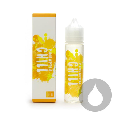 Pineapple Chill - Eliquids NZ - New Zealand's Vape, Ecig & Eliquid Store