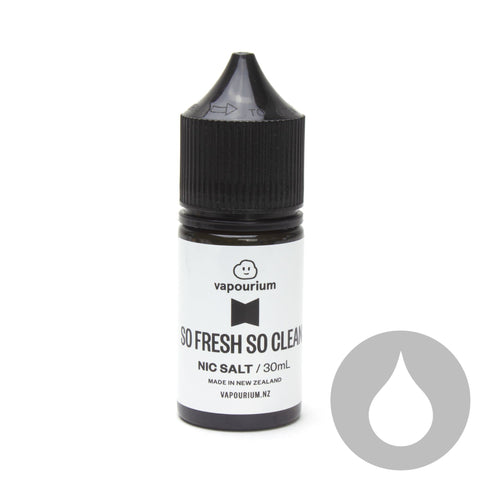 Nimbus Nic Salts - So Fresh So Clean - 25mg - Eliquids NZ - New Zealand's Vape, Ecig & Eliquid Store