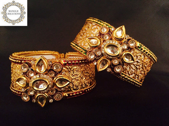Regal Kada Bangle