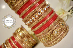Bridal Chura set (both hands)