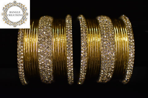 Madhubala Bangle Stack