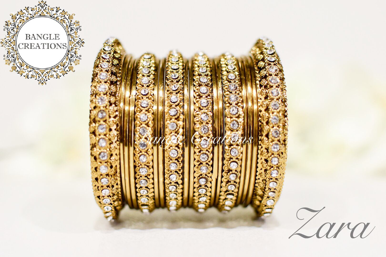 Zara Bangle Stack