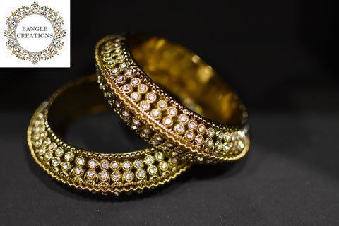 Sia Bangle Kada set of 2