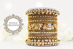 Anjali Bangle Stack