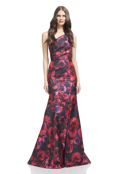 Jacquard Gown