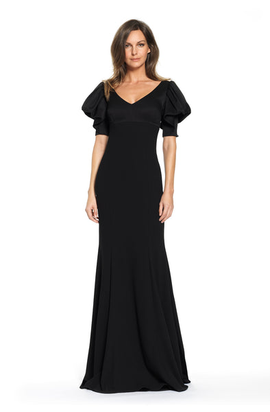 Short Sleeve Gown