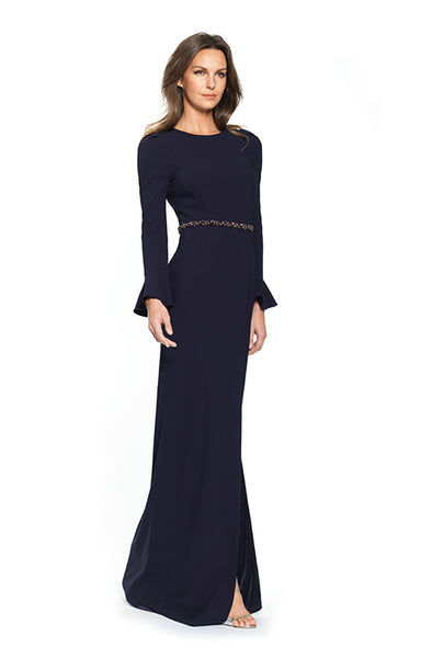 Long Poet Sleeve Gown