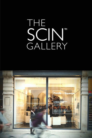 Pernilla is in the permanent collection at the SCIN Gallery, London