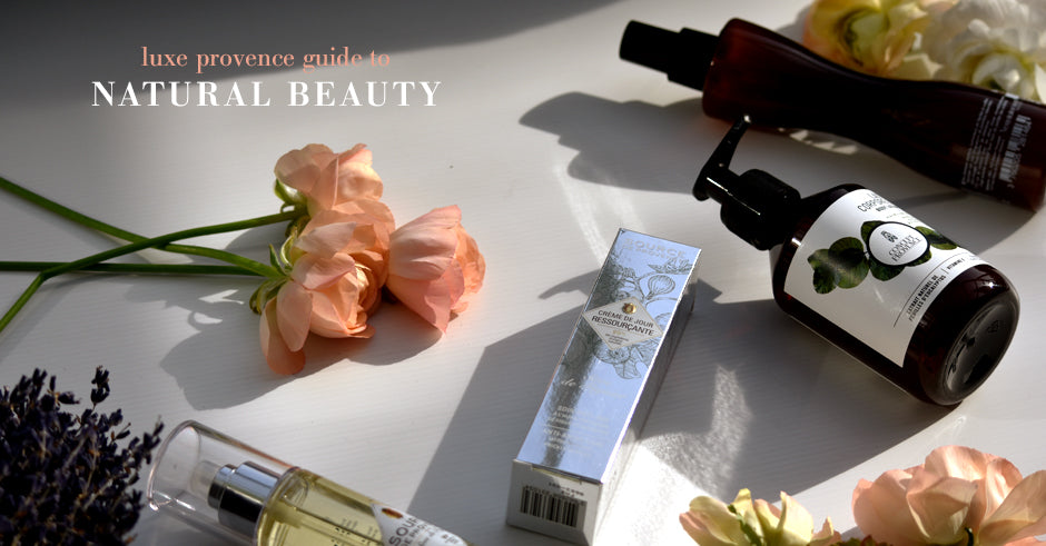The Luxe Provence Natural Beauty Guide