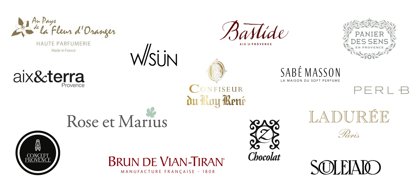 French luxury brands