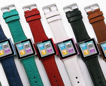 2 iPod Nano 6th Generation straps. - VORYA