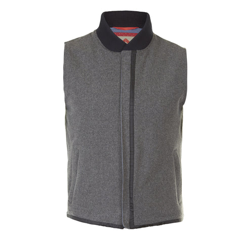 Holloway Gilet - Grey
