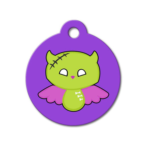 Zombie Angel - Halloween Pet Tag - WagAvenue - 1
