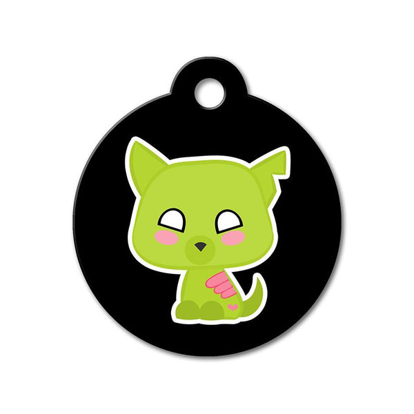 Zombie Dog - Halloween Pet Tag - WagAvenue - 1
