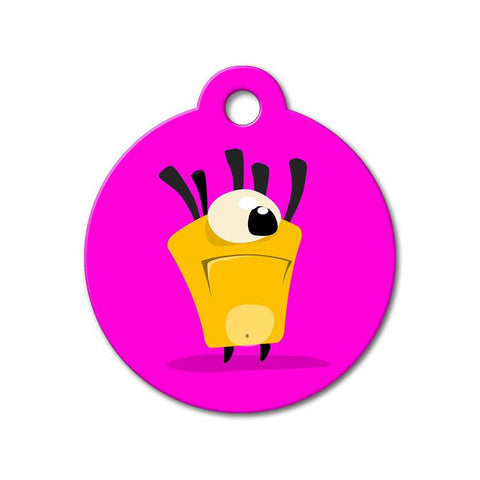 Little Monster - Cute Pet Tag - WagAvenue - 1