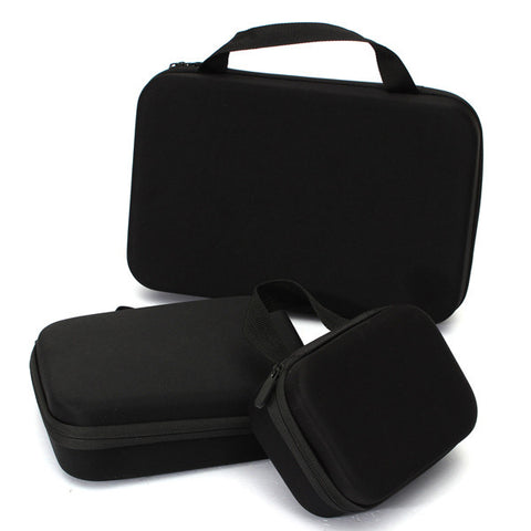 Waterproof Hard EVA Carrying Box Bag Case For GoPro Hero 1 2 3 3 Plus 4 Xiaomi Yi SJ4000 SJcam