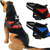 Adjustable Dog Harness Chest Strap Belt Mount For GoPro Hero 4 3+ 3 2 Xiaomi Yi SJ4000 SJ5000 SJcam