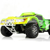 WLToys A969 2.4GHz 1/18 4WD Electric RC Car Short Course Truck RTR