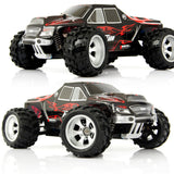 WLToys A979 2.4GHz 1/18 4WD Electric RC Car Monster Truck RTR