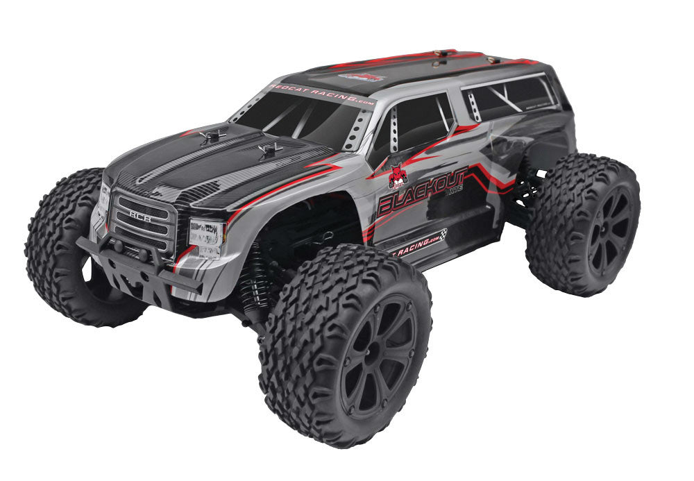 Redcat Racing BLACKOUT XTE PRO 1/10 Brushless Electric Monster Truck RTR