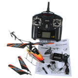 WLToys V911 2.4GHz 4CH Remote Control RC Helicopter with Gyro Mode 2 RTF