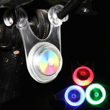 3 Modes LED Bicycle Bike Safety Light Seat Rear Tail Flashing Light