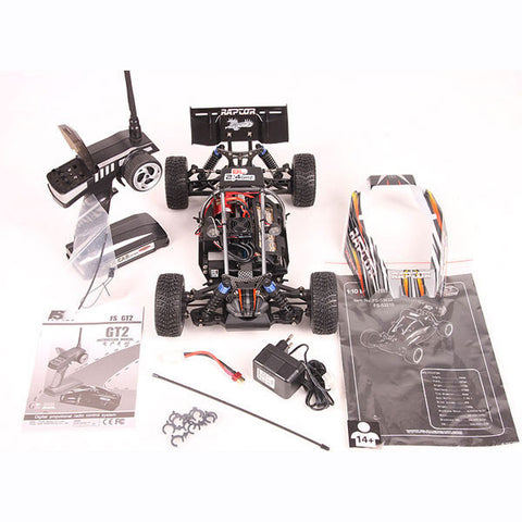 FS Racing 53632 Brushless 2.4GHz 1/10 4WD EP&BL BAJA Buggy ...
