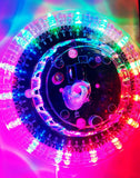 Sunflower LED Voice-Activated RGB Stage Light Disco Bar DJ Party
