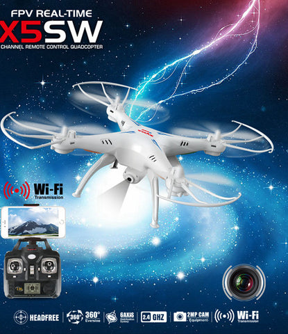 X5SW-1 Explorers 2 Wifi FPV 2.4G RC Quadcopter 2.0MP Camera RTF
