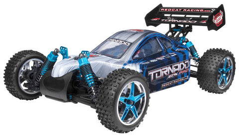 Redcat Racing TORNADO EPX PRO 1/10 Scale Brushless Buggy RTR