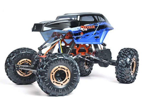 Redcat Racing ROCKSLIDE RS10 XT 1/10 Electric Rock Crawler RTR