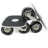 Free Line Skates Drift Skate with Wrench - Black