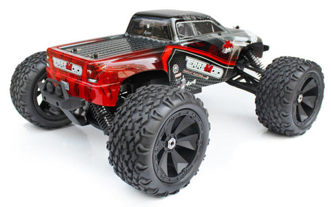 Redcat Racing TERREMOTO V2 1/8 Scale Brushless Electric Monster Truck RTR