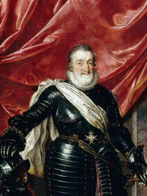 Henri IV the Green Gallant