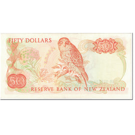 Banknote, New Zealand, 50 Dollars, 1989-92, Undated (1989-92), KM:174b