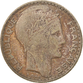 Coin, France, Turin, 10 Francs, 1930, Paris, VF(30-35), Silver, KM:878