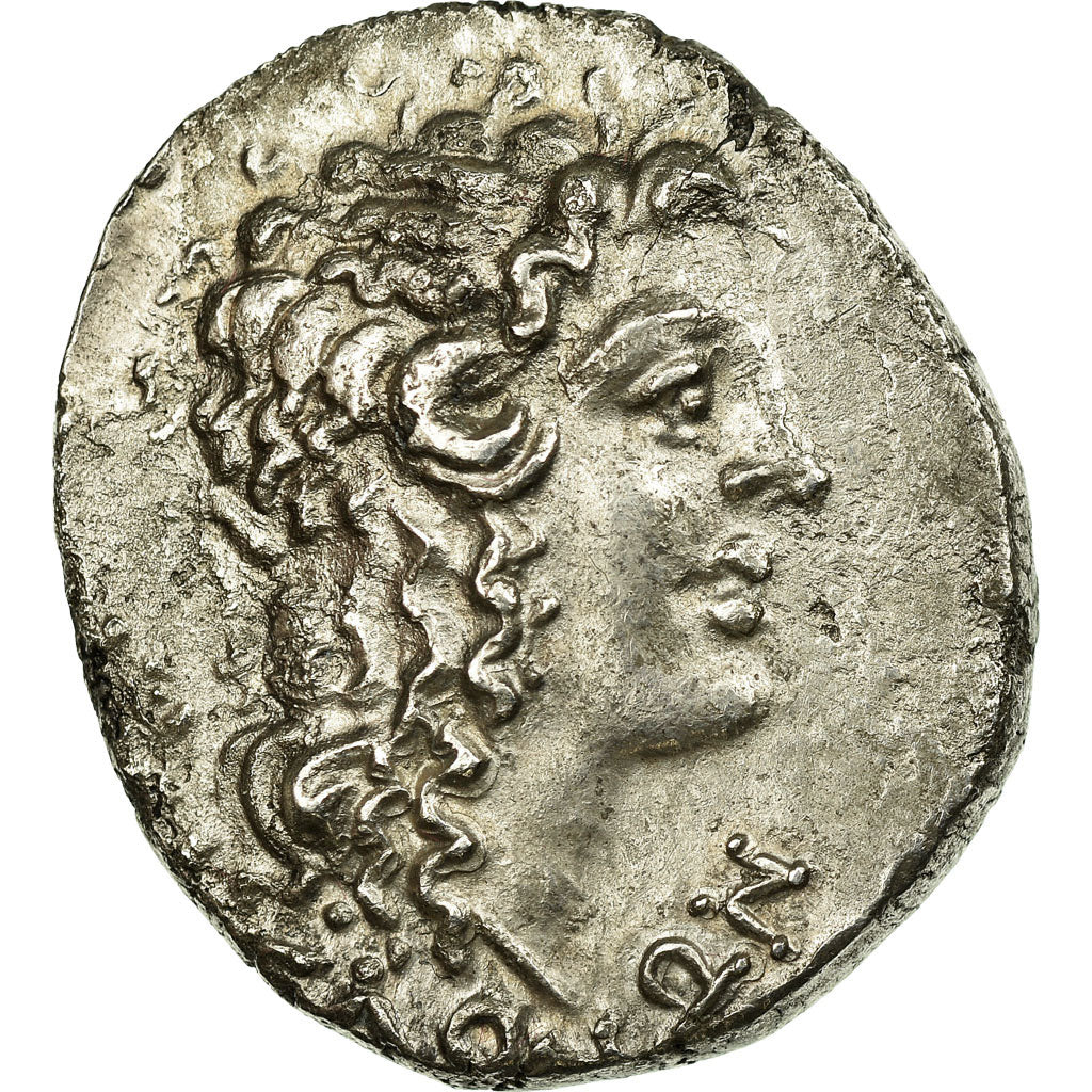 Coin, Kingdom of Macedonia, Aesillas Questeur (90-75 Bf JC), Alexander III