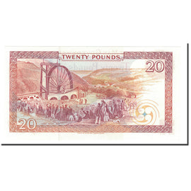 Isle of Man, 20 Pounds, Undated (2000), KM:45a, UNC(65-70)