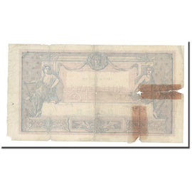 France, 1000 Francs, Bleu et Rose, 1925, 1925-08-06, G(4-6), Fayette:36.41